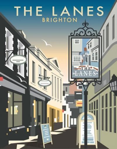Brighton Lanes