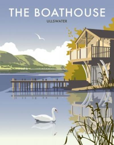 Boathouse, Ullswater