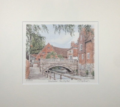 City Bridge, Winchester