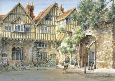 Cheyney Court, Winchester