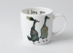 'I Love You' mug
