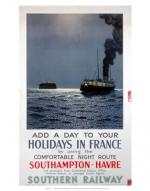 Southampton to Le Havre