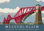Edinburgh - Forth Bridge