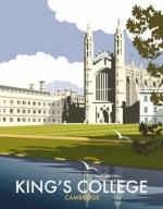 Cambridge, King's College.