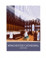 Winchester Cathedral, The Choir