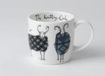 'Knitting Circle' mug