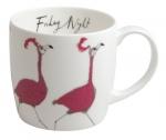 'Friday Night' mug