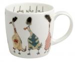 'Ladies who Lunch' mug