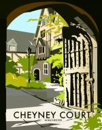 Winchester, Cheyney Court