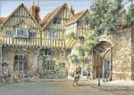 Cheyney Court, Winchester.