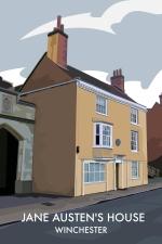 Jane Austen's house, College Street, Winchester