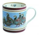 Partridge mug